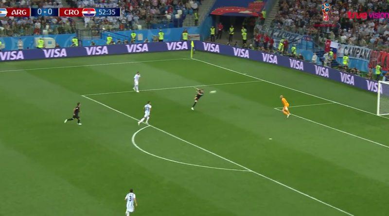 ไฮไลท์ อาร์เจนติน่า 0-3 โครเอเชีย  ฟุตบอลโลก2018