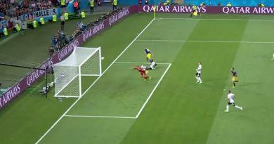 ไฮไลท์ เยอรมัน 2-1 สวีเดน – ฟุตบอลโลก2018