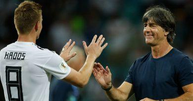 เยอรมนี 2-1 สวีเดน : โยอาคิม เลิฟ ชู โทนี่ โครส ฮีโร่พาทีมพลิกคว้าชัย