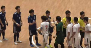 แจ๋วเลย! ฟุตซอลไทย อุ่นเครื่อง เฉือน ญี่ปุ่น 2-1 (คลิปฟูลแมตช์)
