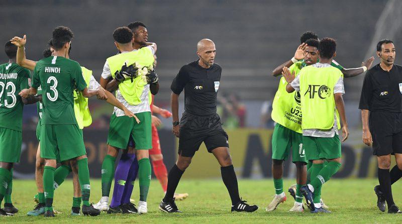 AFC แจง! กรณี ไทย – ซาอุ ฟุตบอล U23