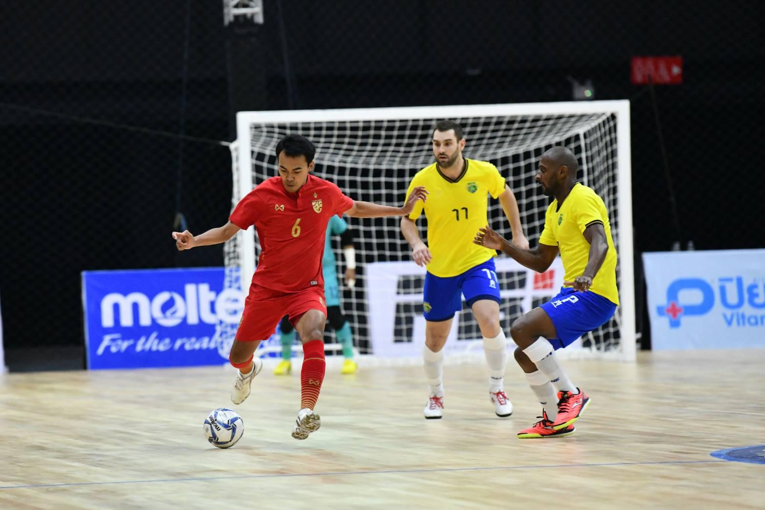 ฟุตซอลทีมชาติไทย